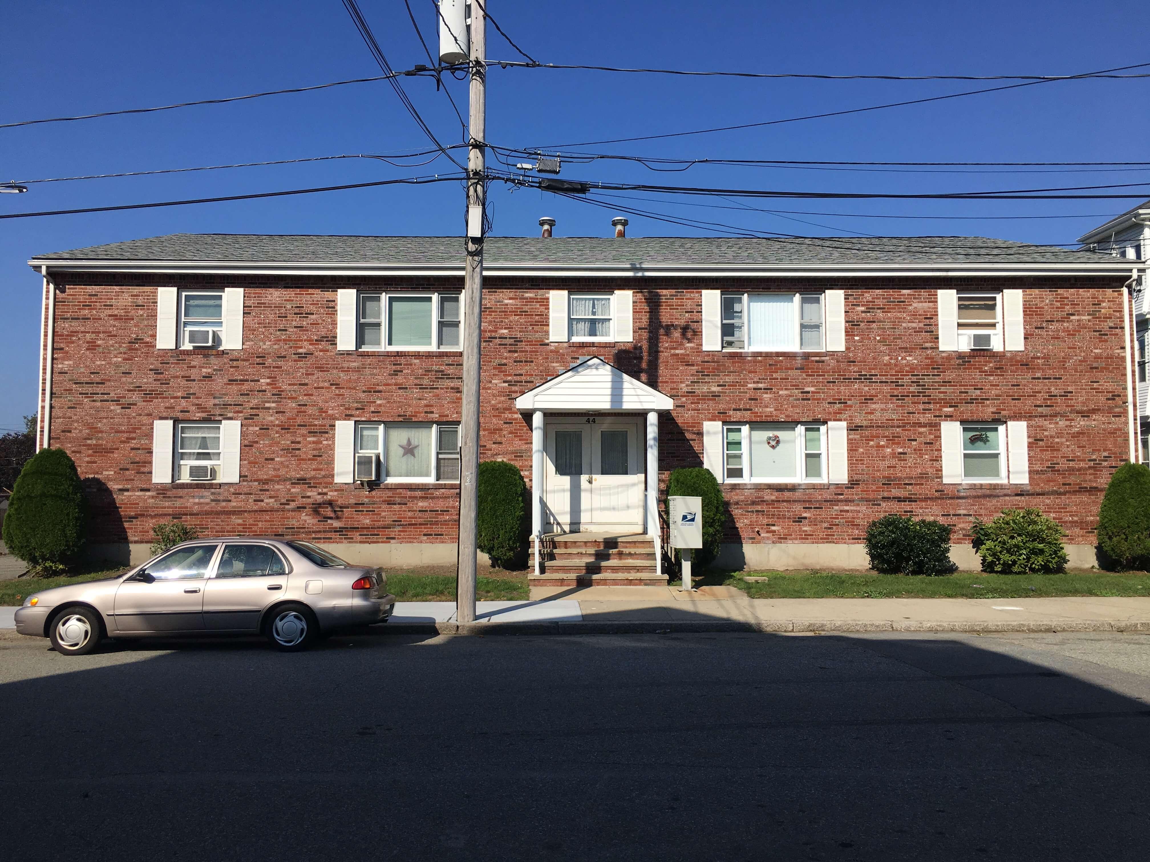 44 Johnson St., Unit 8, Fall River